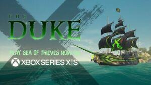 Sea Of Theives Duke Ship Set / Xbox Series X Skin *100% Trusted Seller*