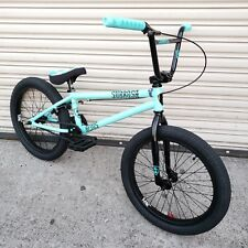"2019 SUBROSA BMX ALTUS 20"" TIFFANY BLUE COMPLETE BMX BIKE FIT CULT KINK"
