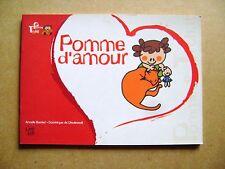 Histoire Pomme d'amour et son chat Lipo Kili /Z39