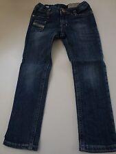 Girls Skinny Diesel Jeans - Age Size 4 years
