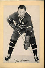 1944-63 BEEHIVE GROUP 2 PHOTOS   TOM JOHNSON MONTREAL CANADIENS EX-MT F2533