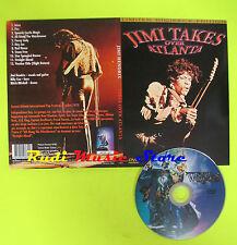 DVD JIMI HENDRIX Jimi takes over atlanta LIMITED DIGIPACK EDITION mc lp vhs(DM2)