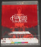 FLOWERS IN THE ATTIC usa blu-ray NEW SEALED louise fletcher KRISTY SWANSON