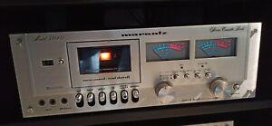 Marantz 5010 piastra cassette deck player e registratore