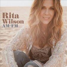 AM/FM [Digipak] by Rita Wilson (CD, May-2012, Decca)