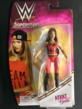 WWE Mattel Nikki Bella Superstars Girls' Figure