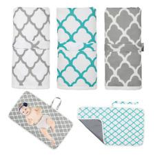 Baby Change Mat 100% Waterproof Reusable Nappy Diaper Changing Pad Pram Bag
