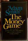 The Money Game By Adam Smith Hardcover Dust Jacket Vintage 1968 Personal Finance