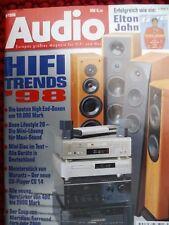 Audio 2/98, Marantz CD 14, Musical Fidelity x Pre, X a 50, PROAC 2.5, Tannoy D 900