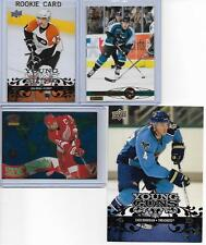 ZACH BOGOSIAN THRASHERS 08-09 UPPER DECK YOUNG GUNS ROOKIE JUMBO OVERSIZED #OYG1