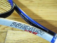 HEAD Premier Tour 600 Mid racket PT57A Austria Pro Stock ? Racquet Haas Kuerten