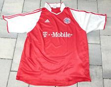 adidas MAILLOT de FOOT fc Bayern Munich MUNCHEN size 2XL 2 XL Football T MOBILE
