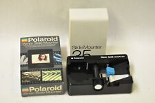 Polaroid 35mm slide mounter. New