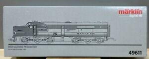 Marklin  49611  Class 600 ALCO PA-1.  Santa Fe (Warbonnet) (AT & SF) .  Powered.
