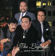 Legends : Que Es Musica Tejana CD