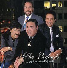 Legends Que Es Musica Tejana CD