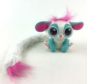 Amiglow Lil Gleemerz Animal Light up Talking Interactive Toy Pet Mattel 2017