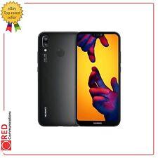 Huawei P20 Lite - 64GB-Midnight Nero (Sbloccato) Smartphone (Dual Sim)