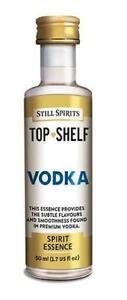 Still Spirits Top Shelf Vodka Essence