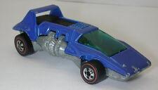 Redline Hotwheels Blue 1973 Double Header oc16568