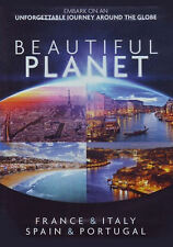 Beautiful Planet - France & Italy / Spain & Portugal (DVD, 2012)  NEW