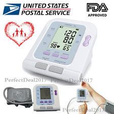 USA SELLER Digital Blood Pressure Monitor Sphygmomanometer CONTEC08C PC Software