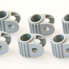 Technic Steering Gear Holder Genuine Lego Part 2790 Brand New GREY 6 PIECES