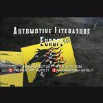 AUTOMOTIVE LITERATURE EUROPE