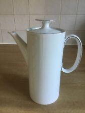 Thomas Medaillon Narrow/ Thin Gold Band 2 pint Coffee Pot