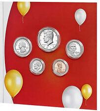 2017 US Mint Happy Birthday Proof Coin Set