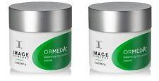 Image Skincare ormedic equilibrio de Bio-Péptido Crema de 2 OZ (approx. 56.70 g) - Paquete de 2