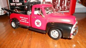 2000 TONKA COLLECTOR SERIES LIMITED EDITION FORD 1953 F-100 TEXACO TOW TRUCK