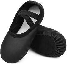 STELLE Ballet Dance Shoes Slippers Kids Full Sole Ballet Size 3 Little Kid