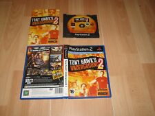 TONY HAWK'S UNDERGROUND 2 DE ACTIVISION PARA LA SONY PS2 USADO COMPLETO