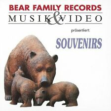 Bear Family Souvenirs TED HEROLD GUS BACKUS PEGGY MARCH DALIDA MARTIN LAUER Neu