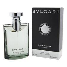 Bvlgari Pour Homme Soir For Men Cologne Eau De Toilette 3.4 oz ~ 100 ml Spray
