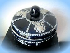 Art Déco-Keramiken Dosen