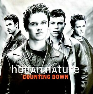 Counting Down [Bonus Disc] by Human Nature (CD) 2 Discs