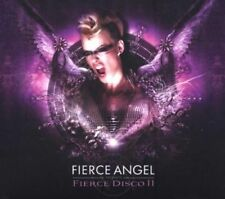 "FIERCE ANGEL - FIERCE DISCO II Vol. 2 3CDs (NEW/SEALED) Full 12"" Mixes House"