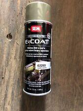 SEM 62293 EZ Coat Dark Green Direct To Metal Spray Auto Body Paint Aerosol 12oz