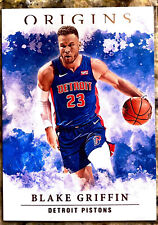 Blake Griffin 2020-21 Panini Origins Basketball Card #4 Detroit Pistons
