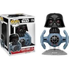 Star Wars Tie Fighter With Darth Vader Exclusive Pop! Vinyl Figure FUNKO