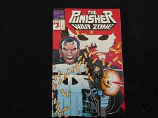 The Punisher War Zone #1 (Mar 1992 Marvel)