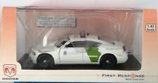 United States Border Patrol Police 2008 DODGE CHARGER First Response