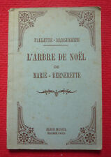 L'arbre de Noël de Marie-Bernerette
