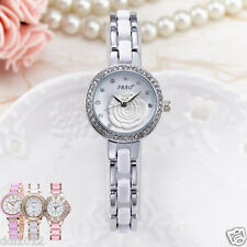 SBAO Fashion Women's Ladies Crystal Rhinestone Dial Analog Quartz Dress Watches
