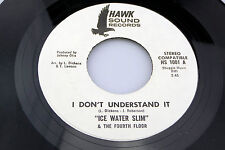 Ice Water Slim: I Don't Understand / Dream On, Dream On  [Unplayed Copy]