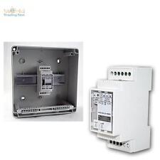 RGB LED Controller/Dimmer für Hutschiene, 12-24VDC 3x5A, Steuerung, Steuergerät
