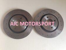 peugeot 206 2,0 16S 16V disques freins arriere sport discs rear