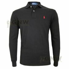 Camicie casual e maglie da uomo Ralph Lauren in cotone a girocollo
